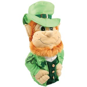 Golf Tee Warehouse Leprechaun Head Cover